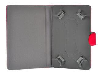 """Чехол-книжка для планшета универсальный 7""""  розовый"""