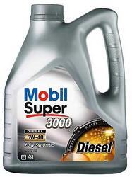 Моторное масло MOBIL DIESEL SUPER 3000 X1 5W40 152062