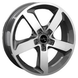 Автомобильный диск Литой LegeArtis A52 7x17 5/112 ET 37 DIA 66,6 GMF