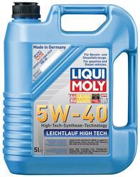 Моторное масло LIQUI MOLY Leichtlauf High Tech 5W40 3864