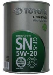 Моторное масло Toyota (Orig.Japan) 5W20 08880-10606