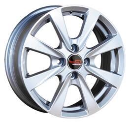 Автомобильный диск Литой LegeArtis RN60 6x15 4/100 ET 36 DIA 60,1 Sil