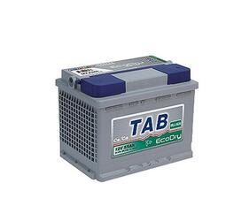 Автомобильный аккумулятор TAB EcoDry 65