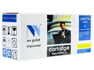 Картридж лазерный NV Print CE411A