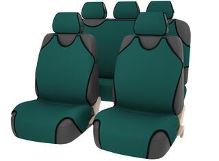Чехлы на сиденье PSV Commodore Plus зеленый