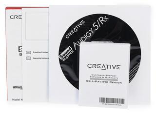 Внутренняя звуковая карта Creative SB AUDIGY RX 7.1