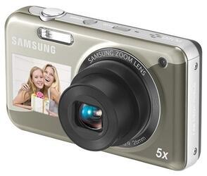 Цифровая камера Samsung PL120 Silver