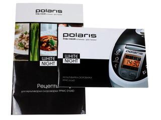 Мультиварка Polaris PPMC 0124D белый