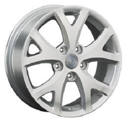 Автомобильный диск литой Replay MZ17 6,5x16 5/114,3 ET 50 DIA 67,1 Sil