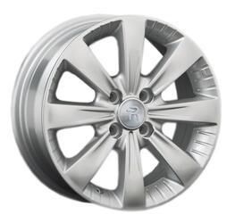 Автомобильный диск литой Replay KI11 6x15 4/100 ET 45 DIA 56,1 Sil
