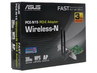 Wi-Fi  адаптер ASUS PCE-N15
