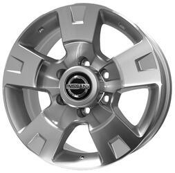 Автомобильный диск Литой LegeArtis NS5 8x17 6/139,7 ET 10 DIA 110,5 Sil