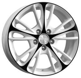 Автомобильный диск Литой K&K Мулен Руж 6,5x15 4/108 ET 25 DIA 65,1 Венге