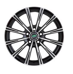 Автомобильный диск Литой Nitro Y3178 6,5x15 5/100 ET 38 DIA 57,1 BFP