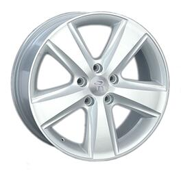 Автомобильный диск литой Replay TY110 7x17 5/114,3 ET 39 DIA 60,1 Sil