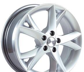 Автомобильный диск Литой Скад Лотос 6,5x16 5/114,3 ET 45 DIA 64,1 Селена