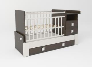 Кроватка-трансформер СКВ-8 830038-1