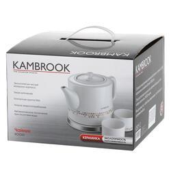 Электрочайник Kambrook KCK305 белый