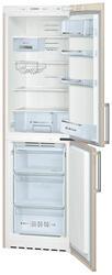 Холодильник с морозильником BOSCH KGN39XK11 бежевый