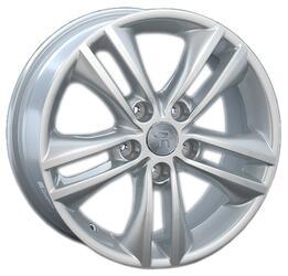 Автомобильный диск литой Replay MI96 6,5x17 5/114,3 ET 46 DIA 67,1 Sil