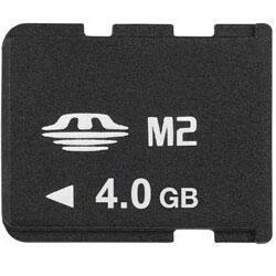 Карта памяти Sony MSA4GU2 M2 4 Гб