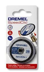 Насадки Dremel EZ SpeedClic модель SC476 2615S476JB