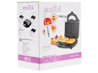 Ростер для пирогов Smile RS 3631 черный
