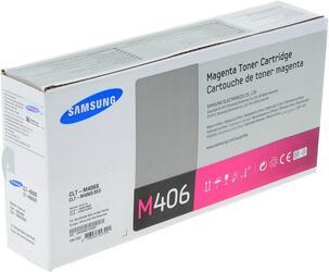 Картридж лазерный Samsung CLT-M406S