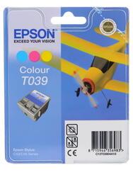 Картридж струйный Epson T039