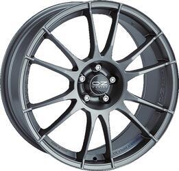 Автомобильный диск Литой OZ Racing Ultraleggera 8x18 5/114,3 ET 35 DIA 75 Matt Graphite Silver