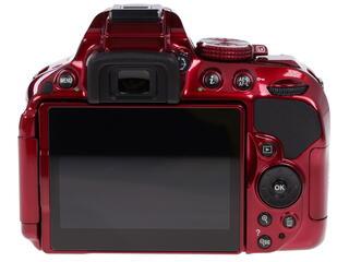 Зеркальная камера Nikon D5300 Body красный