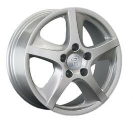 Автомобильный диск литой Replay PR2 9x19 5/130 ET 45 DIA 54,1 Sil