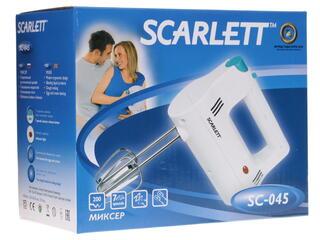 Миксер Scarlett SC-045 белый