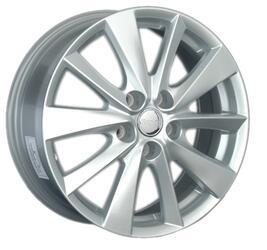Автомобильный диск литой Replay MZ65 7x17 5/114,3 ET 60 DIA 67,1 Sil