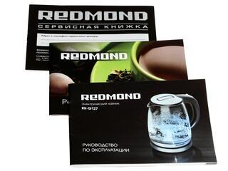 Электрочайник Redmond RK-G127 черный