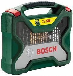 Набор сверл и насадок-бит Bosch X-LINE-50