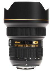 Объектив Nikon AF-S 14-24mm F2.8 G ED Nikkor