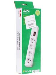 Сетевой фильтр APC P43-RS белый