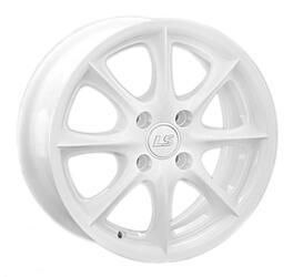 Автомобильный диск Литой LS ZT393 5,5x14 4/98 ET 35 DIA 58,6 White