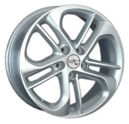 Автомобильный диск Литой LegeArtis RN90 6,5x17 5/114,3 ET 40 DIA 66,1 Sil