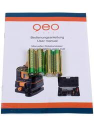 Лазерный нивелир Geo-Fennel FL 30