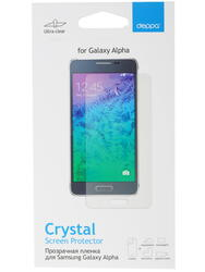 "4.7""  Пленка защитная для смартфона Samsung Galaxy Alpha SM-G850"