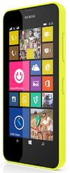 """4.5"""" Смартфон Nokia Lumia 635 8 ГБ желтый"""