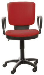 Кресло офисное Бюрократ CH-626AXSN красный