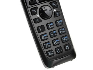 Телефон беспроводной (DECT) Panasonic KX-TG2511RUT