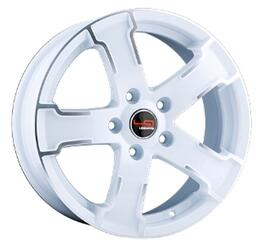 Автомобильный диск Литой LegeArtis SZ6 6,5x17 5/114,3 ET 45 DIA 60,1 WF