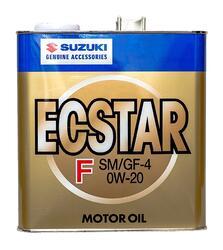 Моторное масло Suzuki Original Japan Ecstar F 0W20 99000-21A70-036
