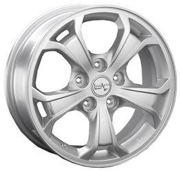 Автомобильный диск Литой LegeArtis KI35 6,5x16 5/114,3 ET 41 DIA 67,1 Sil