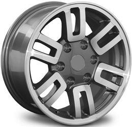 Автомобильный диск литой LegeArtis MZ37 7x16 6/139,7 ET 10 DIA 93,1 GMF