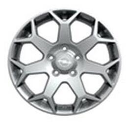 Автомобильный диск Литой LegeArtis TY85 6,5x16 5/100 ET 37 DIA 65,1 Sil